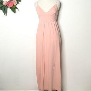 Victoria's Secret XS Pink tank top dress maxi